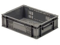 10 Litre Euro Stacking Container - Ventilated Sides