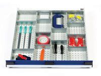 14 Compartment Drawer Inserts For 800X750mm Drawer (3)