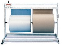 1500mm rotary cutter for use with roll mandrels