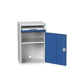 Bott Verso Computer Cupboard with Shelf and Sliding Tray