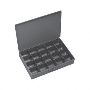 Durham mfg 20 Compartment Small Parts Storage Box - Large