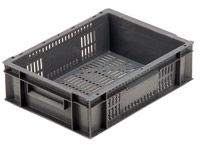 20 Litre Euro Stacking Container - Ventilated Sides