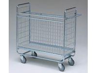 200kg Parcel Trolley 1120x930x460