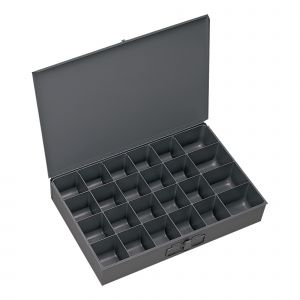 Durham mfg 24 Compartment Small Parts Storage Box - Standard