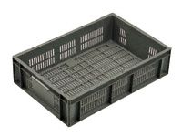 28 Litre Euro Stacking Container - Ventilated Sides