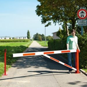 3.5m length Swing Barrier
