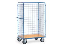 3-Sided Parcel Cart 1800x1000x700