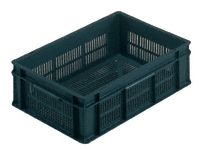 32 Litre Euro Stacking Container - Solid Sides