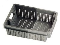 32 ltr European Standard Nesting Container - Ventilated