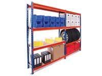 4-shelf starter + extension bays 1350x400