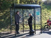 4 Sided Smoking Shelters ranging from 3 to 18 people