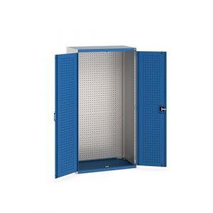 Bott Cubio Panel Cupboard with Perfo Doors
