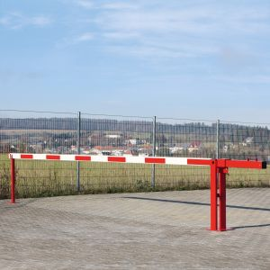 6m length Manual Rising Barrier