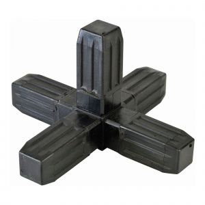 5 way angle joint 25mm square tube connector