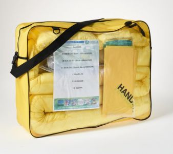 50 litre Chemical Spill Kit in strong holdall