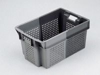 50 ltr European Standard Nesting Container - Ventilated