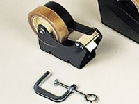 50mm Tape Dispenser or 2x25mm for bench use