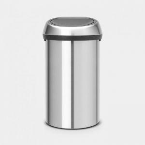 60L High Capacity Plastic Waste Bin