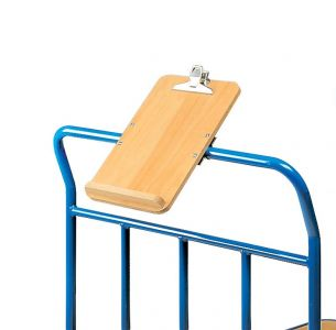 Fetra A4 Clipboard accessory for Table top Cart