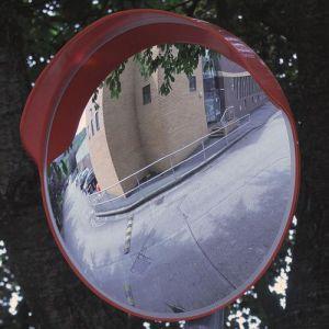 External Blind Spot Safety Traffic Mirror, 600mm dia