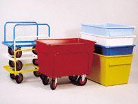 Accessories for Food Grade Polyethylene Trucks
