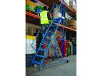 Atlas Safety Steps - 3 to 15 Step Mesh Treads