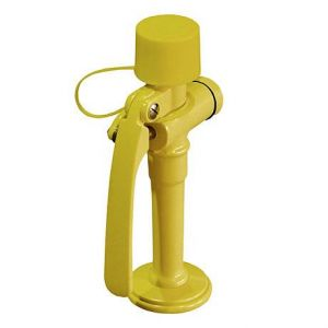 Bench mounted emergency Drench Hose