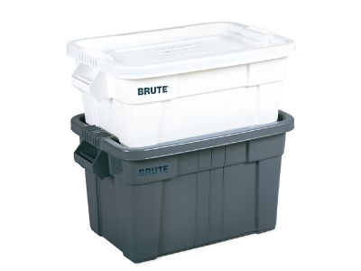 Rubbermaid Brute tote container  75.5L capacity