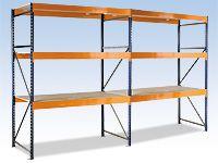 Budget longspan chipboard decking support 800mm