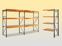 Budget Longspan Extension Shelving Bays - 950mm Wide