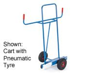 Fetra Cart for sheet material 400kg capacity 1430Hmm