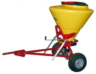 Cemo SW130 Towable Grit Salt Spreader