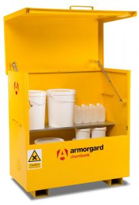 Armorgard ChemBank Chemical Storage Chest