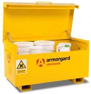 Armorgard ChemBank Chemical Storage Vault