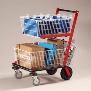 Large Mail trolley uk Manufactured