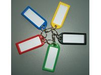 Colour Coded Key Tags - Pack of 25