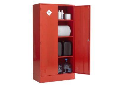 Double Door 3 Shelf Pesticide Storage Cabinets