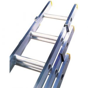 Double extension ladder - 5525m