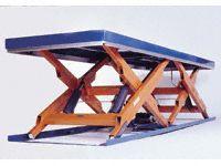 Double Horizontal Scissor Lifts - 2000kg Capacity
