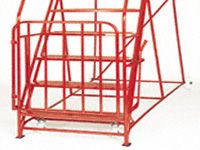 Easy Slope Safety Steps, safety gate option 1000W