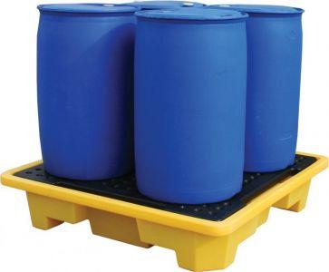 Fosse spill pallet 4 drum - sump capacity 250L