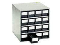 ESD Storage Cabinet with 16x 4010 Bins