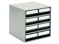 ESD Storage Cabinet with 8x 4020 Bins