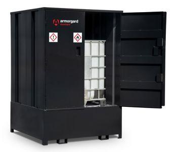 External Storage Cabinets for Hazardous Materials