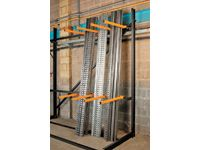 Extra Arms for Vertical Racking Units - 450 to 750mm Arms