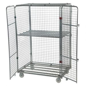 Extra Shelf for Jumbo roll container BZP