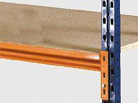 Extra Shelves for Budget Longspan Shelving - 1850mm Wide