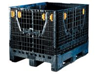 Folding large container 1200x1000x975