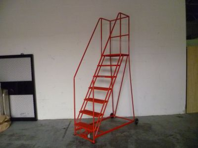 Foot lock Mobile Safety Steps 7 treads
