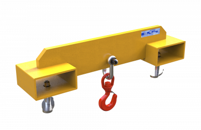 Forklift Adjustable Hook, 3000kg SWL